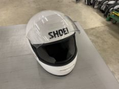 Shoel TXR acu approved motorcycle helmet size S - 57