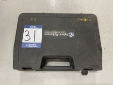 Sykes - Pickavant 318 series car cooling system tester
