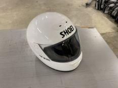 Shoel TXR acu approved motorcycle helmet size XL - 68