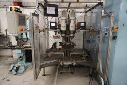 Baltec RNSL 381 twin head rivet machine
