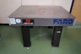 Kinetic Systems Vibraplane research grade optical table