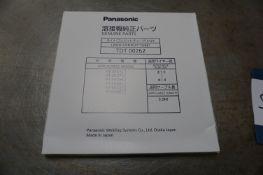 13 x Panasonic TDT00262 liner conduit tubes with 2 x Panasonic TDT00458 liner conduit tubes