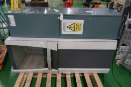 2 x freestanding computer control/electrical component cabinets