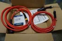 2 x Panasonic TDF00300300 flexible conduit tube