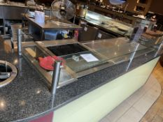 HOT PLATE GRILL & COUNTER