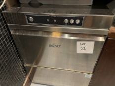 ASBER GLASS WASHER