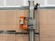 Holzher Wall Saw 1205