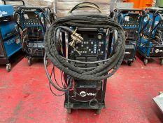 Miller Dynasty 300 DX Arc Welder with Equipment