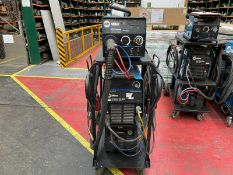 Miller Inivision 354 MP Arc Welder with Equipment
