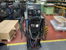 Miller XMT 350 MP Arc Welder with Equipment