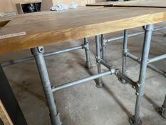 WOOD/METAL TABLE (720 x 800)