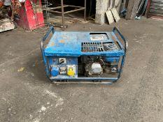 240V-110V GENERATOR GX160 HONDA 5.5 HP