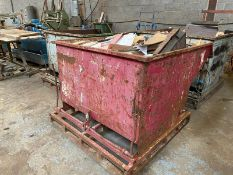 RED TIPPING SKIP
