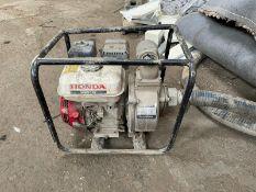 WATER PUMP WB20XT HONDA 4.0 HP