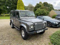 Land Rover Defender (2007)- 5 Door- REG MF57 00C- MOT until Oct 2022- Metallic Grey- 47k Miles