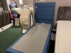 Ex Display Serene Nyla Single Guest Bed Set No Mattress RRP 1390