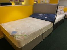 Ex Display Kayflex Pocket Bed (Mattress not included- Bed only)