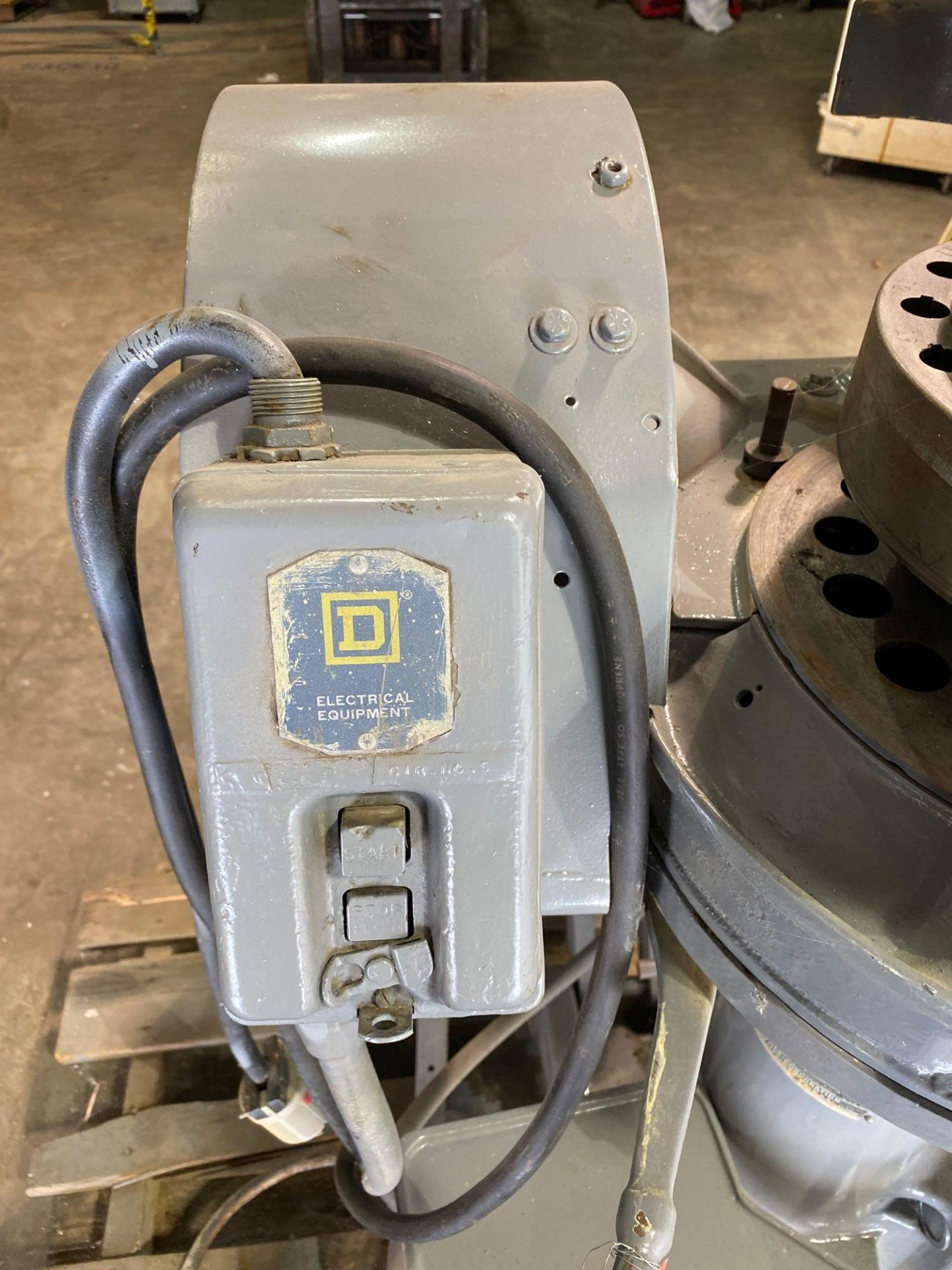 Stokes B2 16 Station Rotary Tablet Press - Image 5 of 13