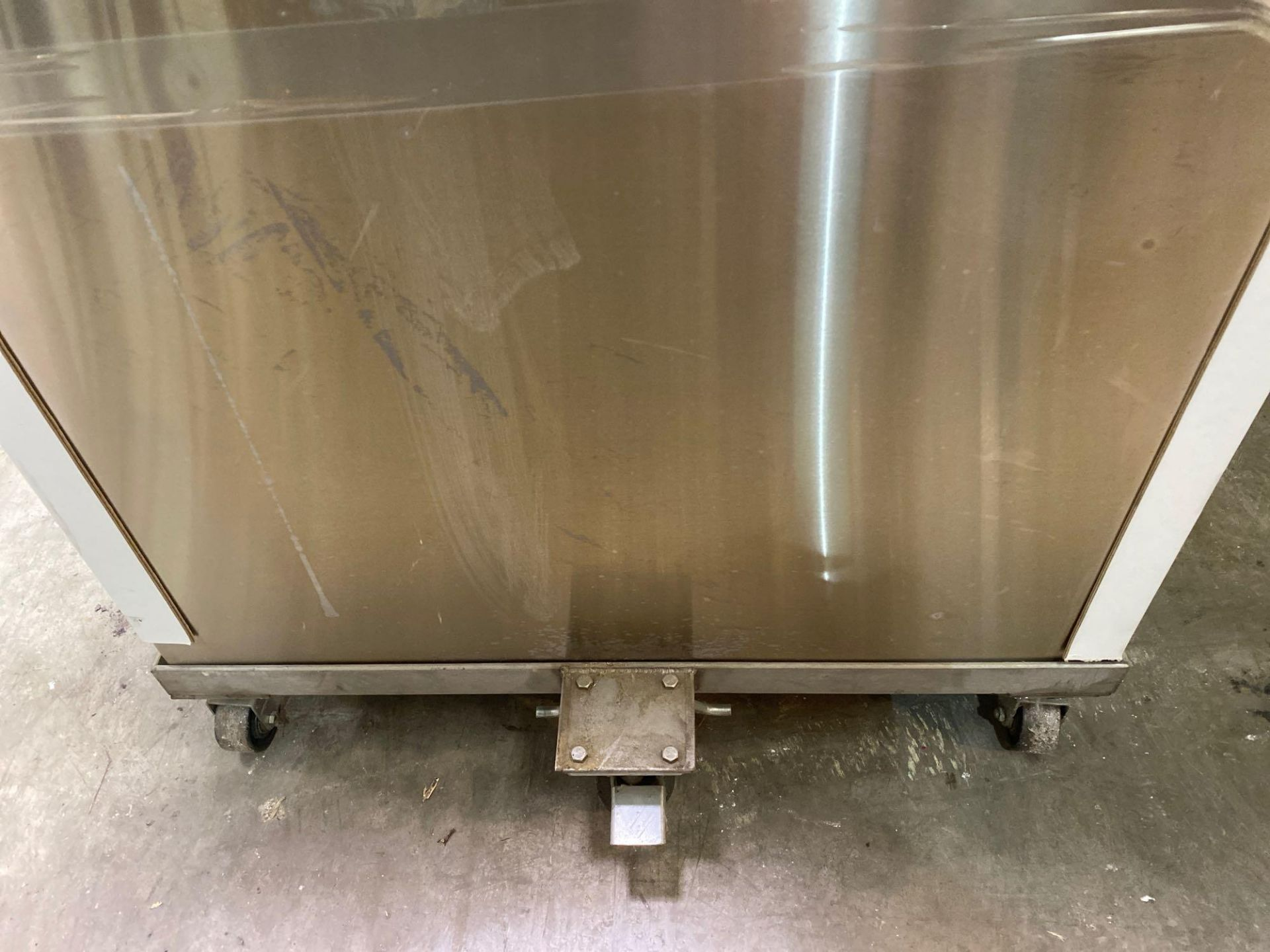 Mobile Stainless Steel Cabinet with Sifter Sieves - Assorted Sizes - Image 12 of 13