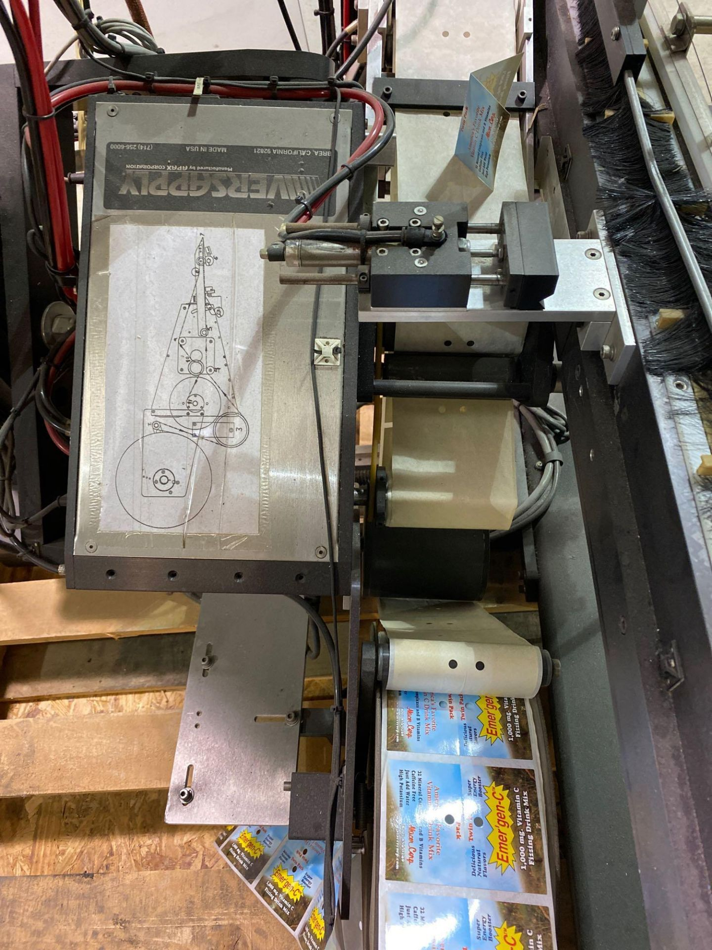 Versapply Labeling Machine - Image 14 of 16