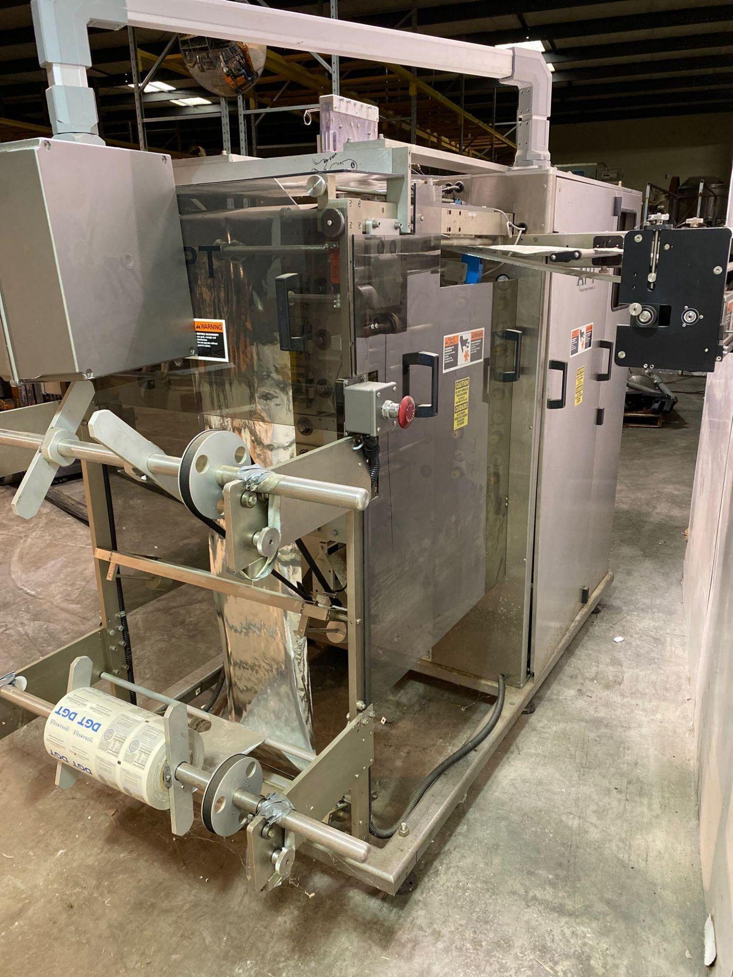 APT Packaging Foil Packaging Machine - Image 8 of 27