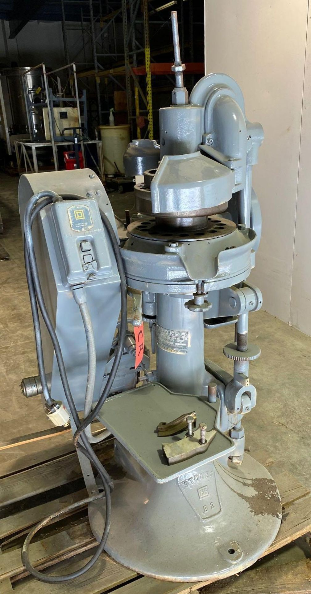 Stokes B2 16 Station Rotary Tablet Press - Image 2 of 13