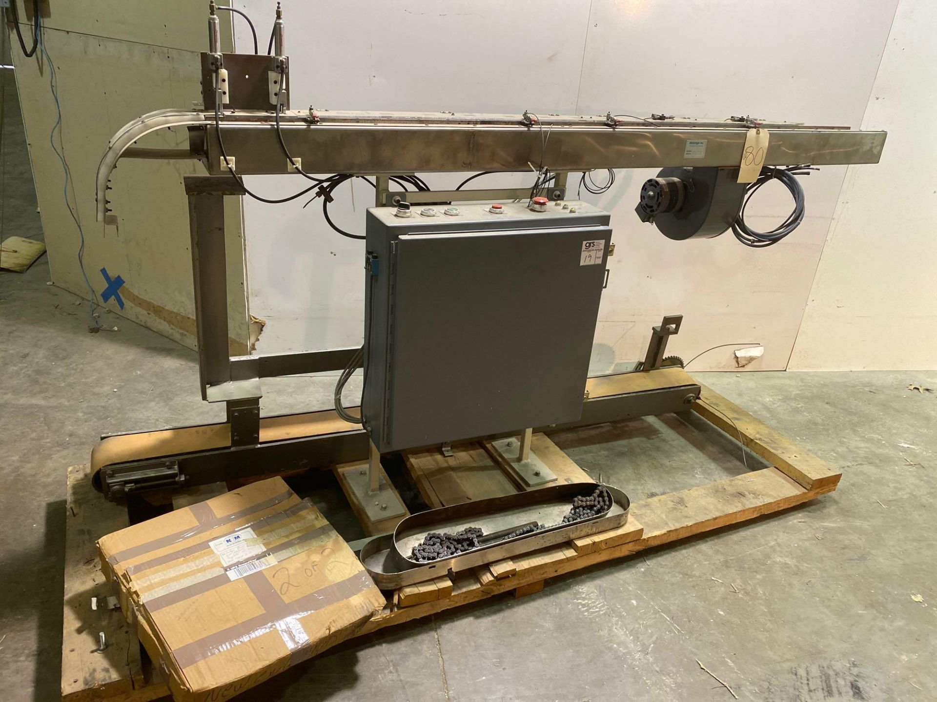 Stolberger Model AC-6 Conveyor