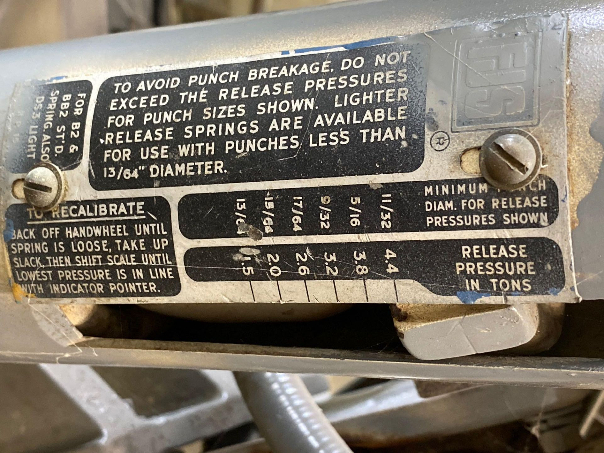 Stokes B2 16 Station Rotary Tablet Press - Image 10 of 13