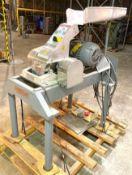 Model D Comminuting Stainless Steel Fitz Mill