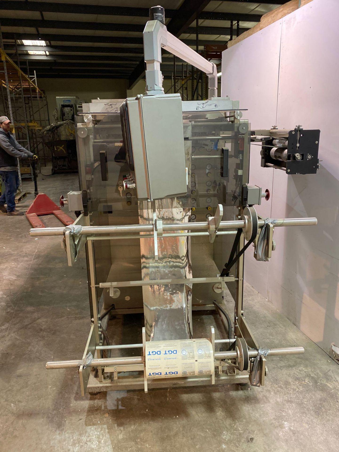 APT Packaging Foil Packaging Machine - Image 7 of 27