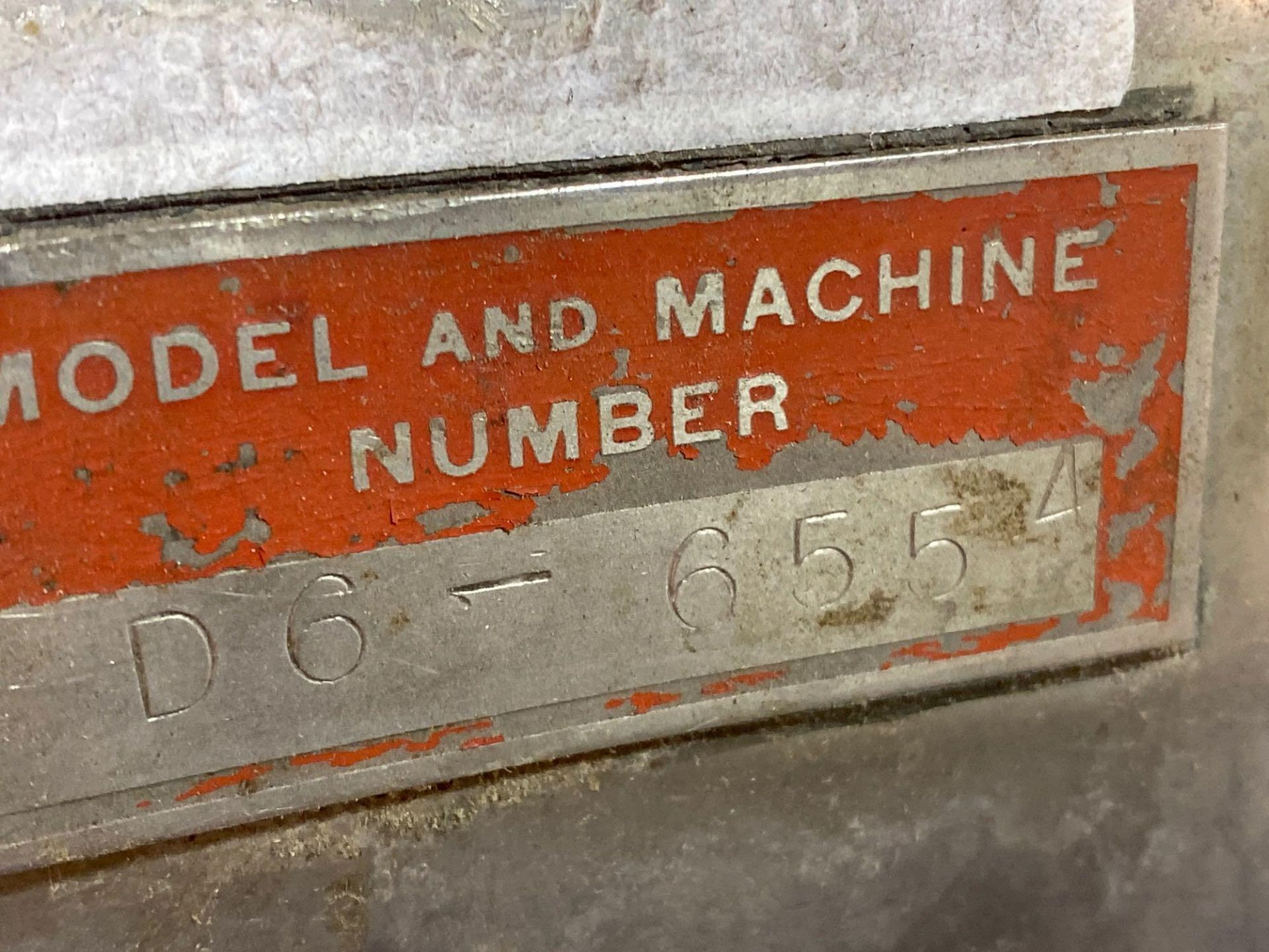 Model D Comminuting Stainless Steel Fitz Mill - Image 8 of 8