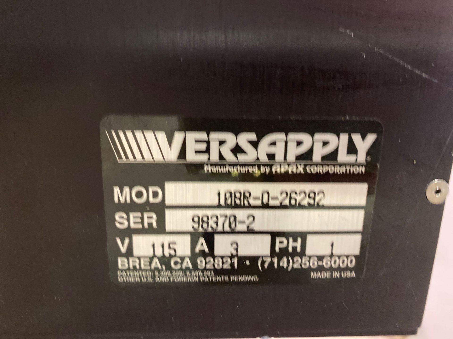Versapply Labeling Machine - Image 8 of 16