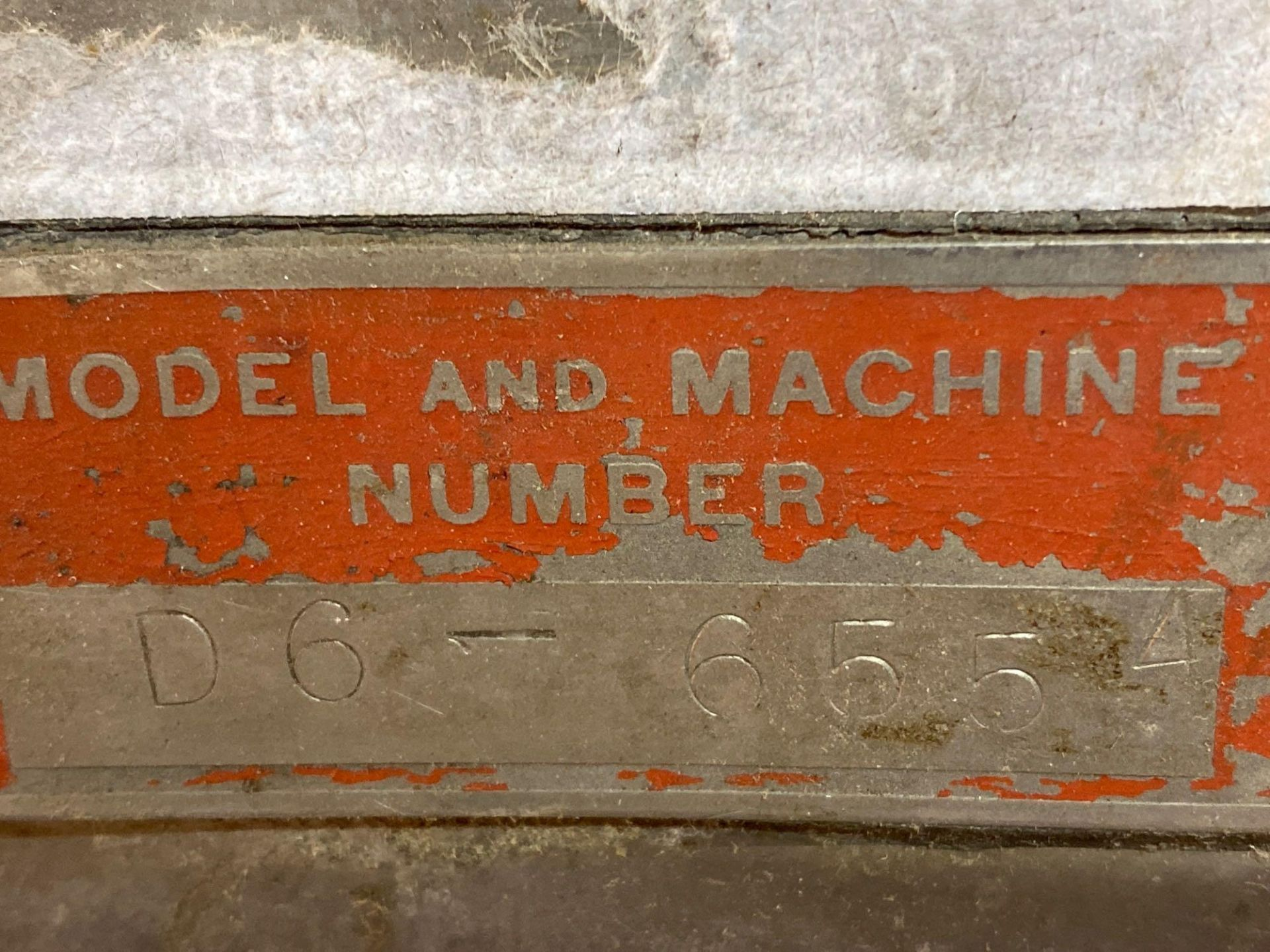 Model D Comminuting Stainless Steel Fitz Mill - Image 7 of 8