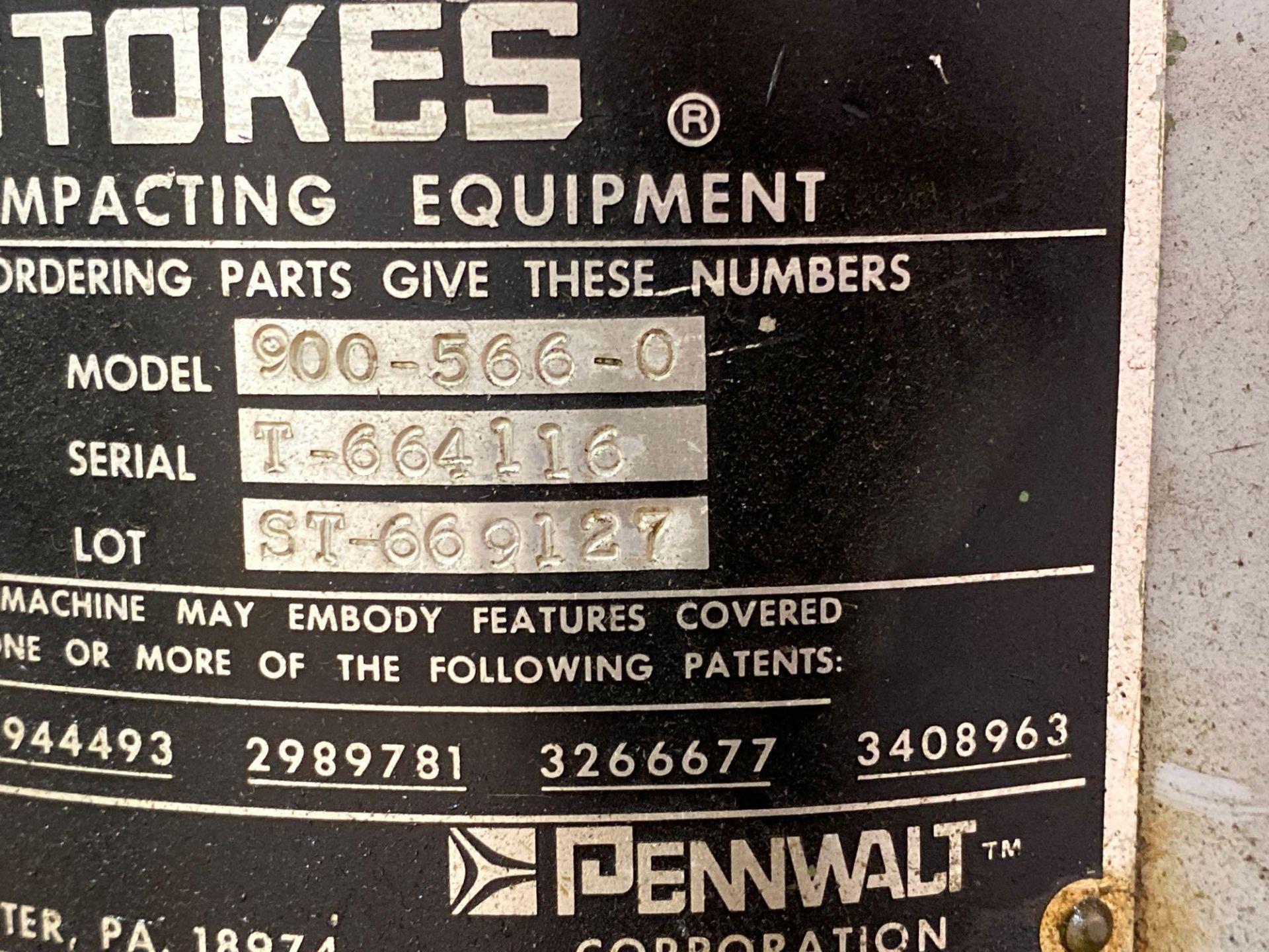 Penwalt Stokes 566 Tri-Layer Tablet Press - Image 7 of 10