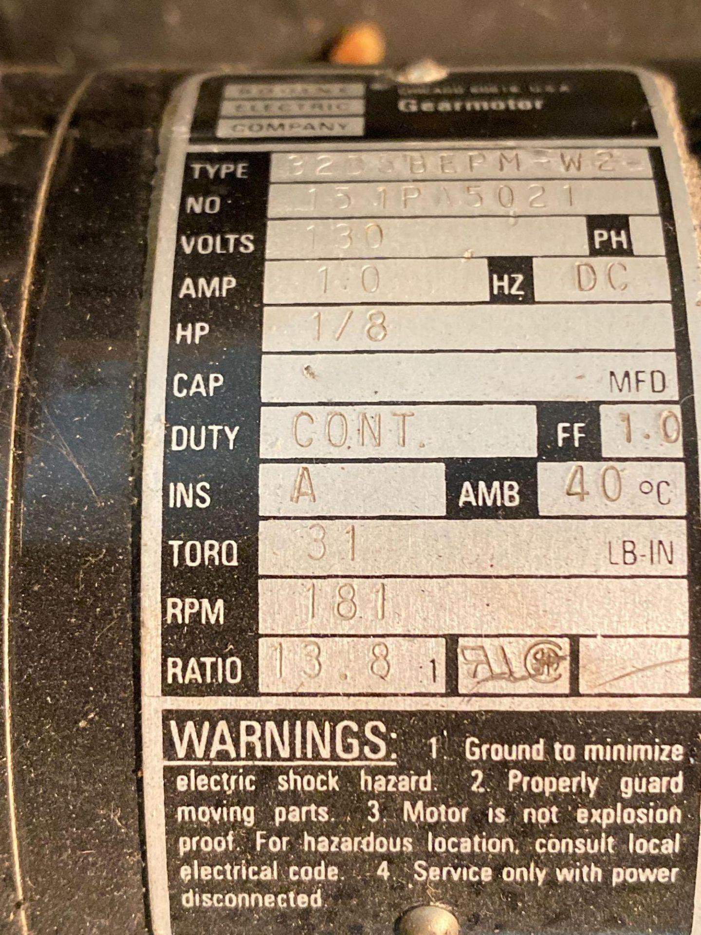 Label-Aire Model 3200 Conveyorized Pressure Sensitive Labeler - Image 11 of 14
