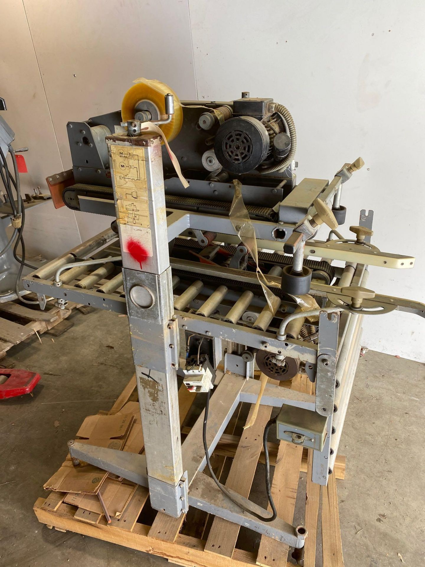 Packaging Equipment with COEL MH63C4 Motor - Image 3 of 8