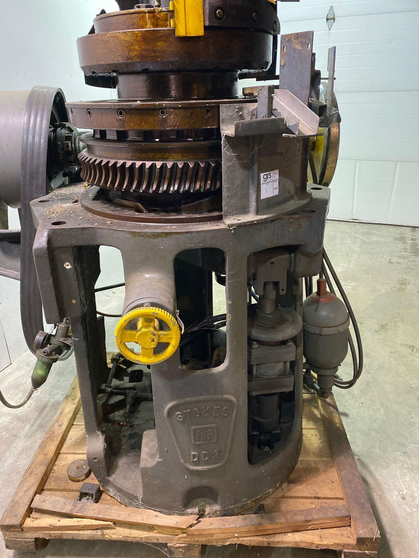 Stokes DD2 19 Station Tablet Press - Image 5 of 12