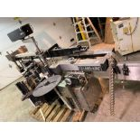 Label-Aire Model 3200 Conveyorized Pressure Sensitive Labeler