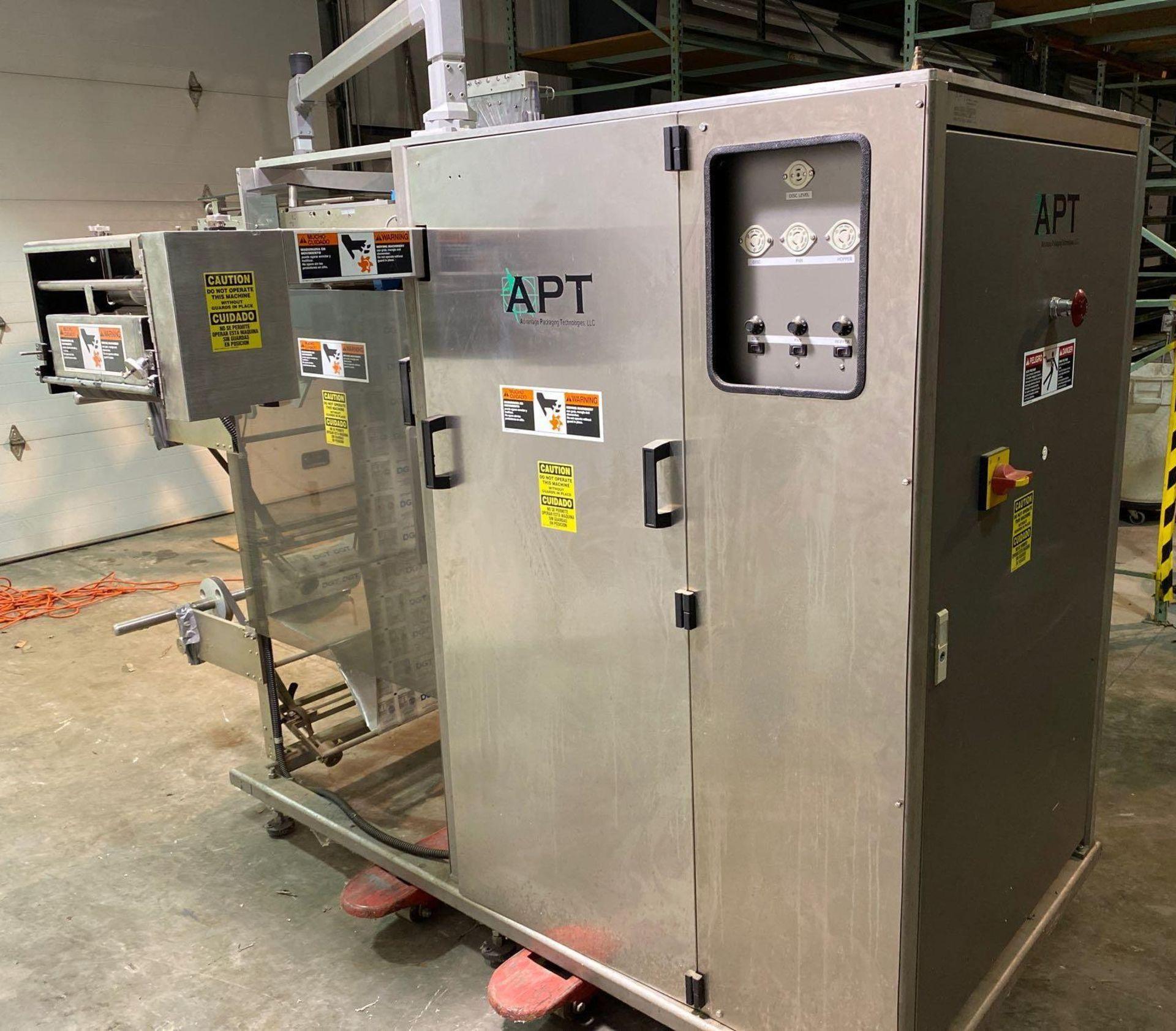 APT Packaging Foil Packaging Machine