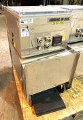 AudionVac VM 151HG - Table Top Vacuum Chamber Packing with Cart