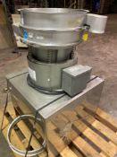 Sweco Vibro Energy Round Separator