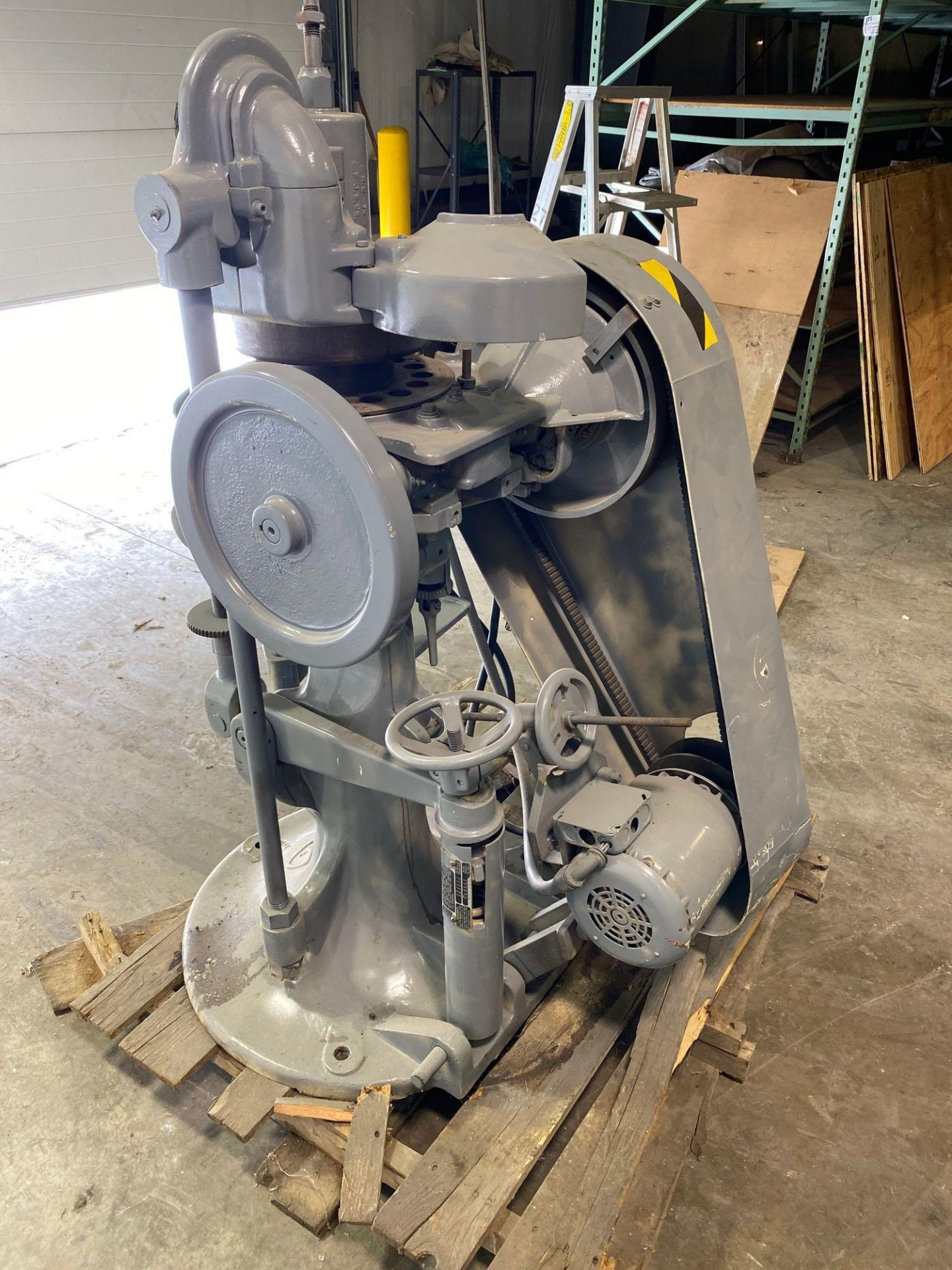 Stokes B2 16 Station Rotary Tablet Press - Image 8 of 13