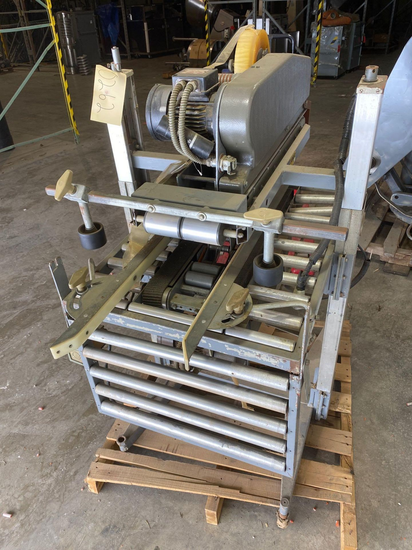 Packaging Equipment with COEL MH63C4 Motor - Image 4 of 8