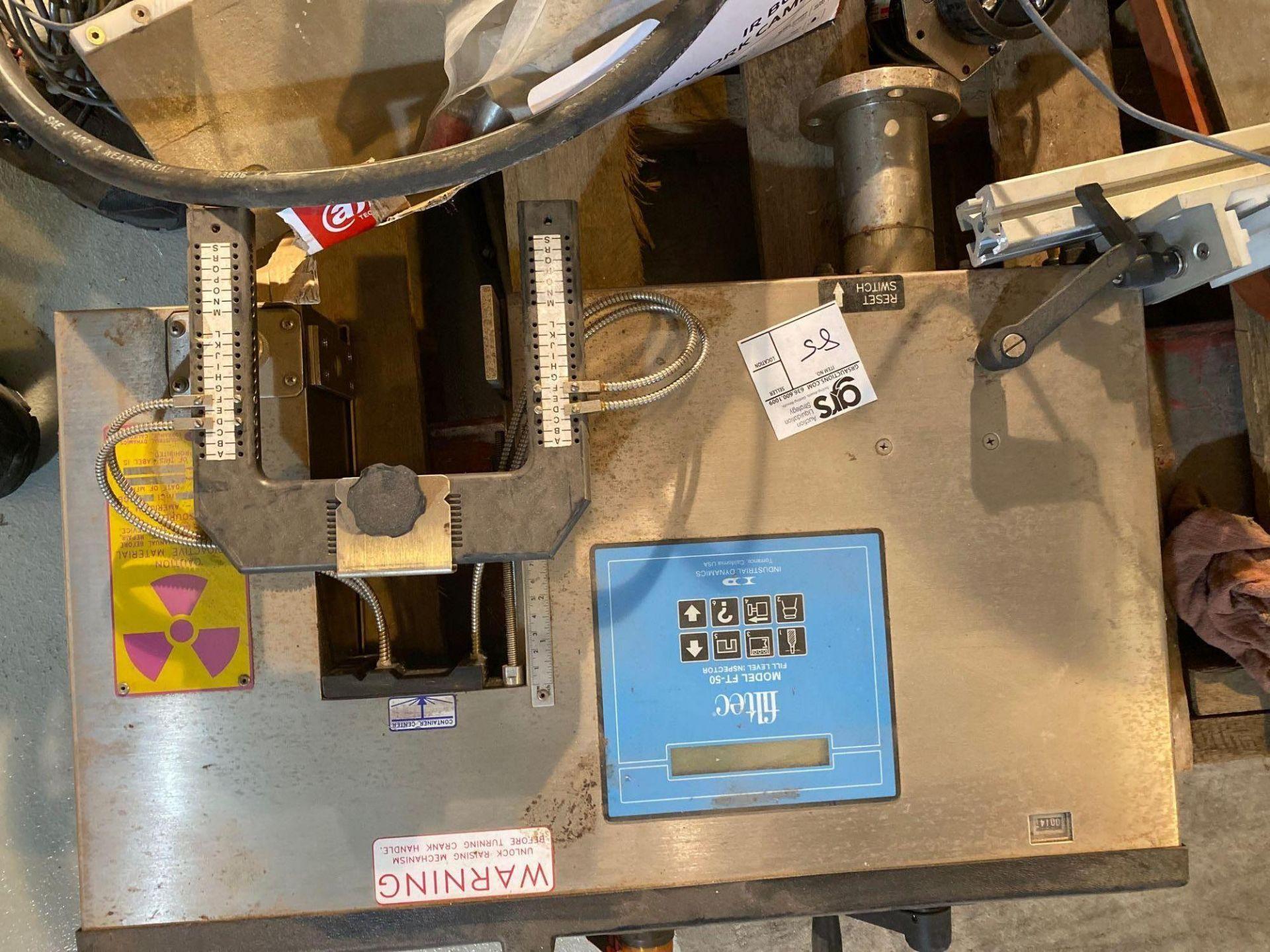 Filtec Jr Model FT 50 Fill Level Inspector - Image 12 of 14