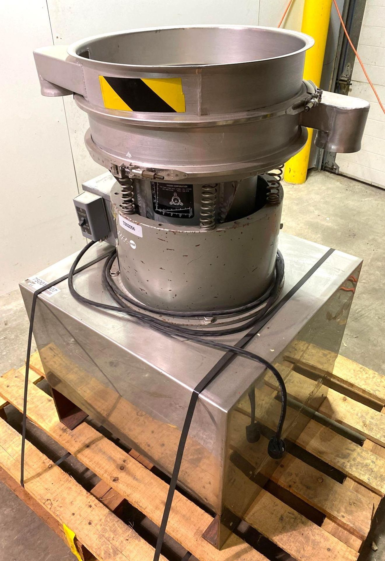 Sweco Vibro Energy Round Separator - Image 2 of 9