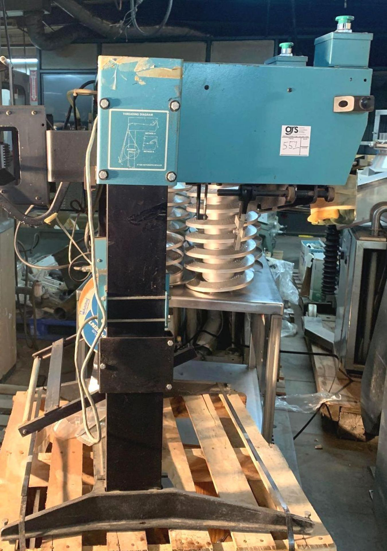 Automated Packaging P100 Imprinter