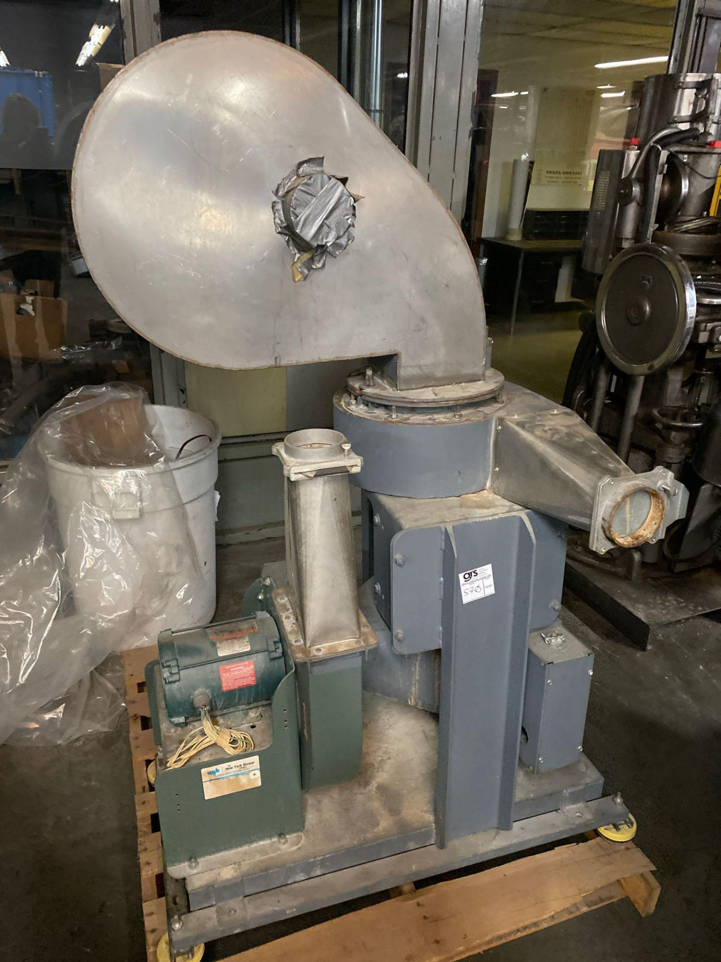 New York co. Blower - Image 2 of 8