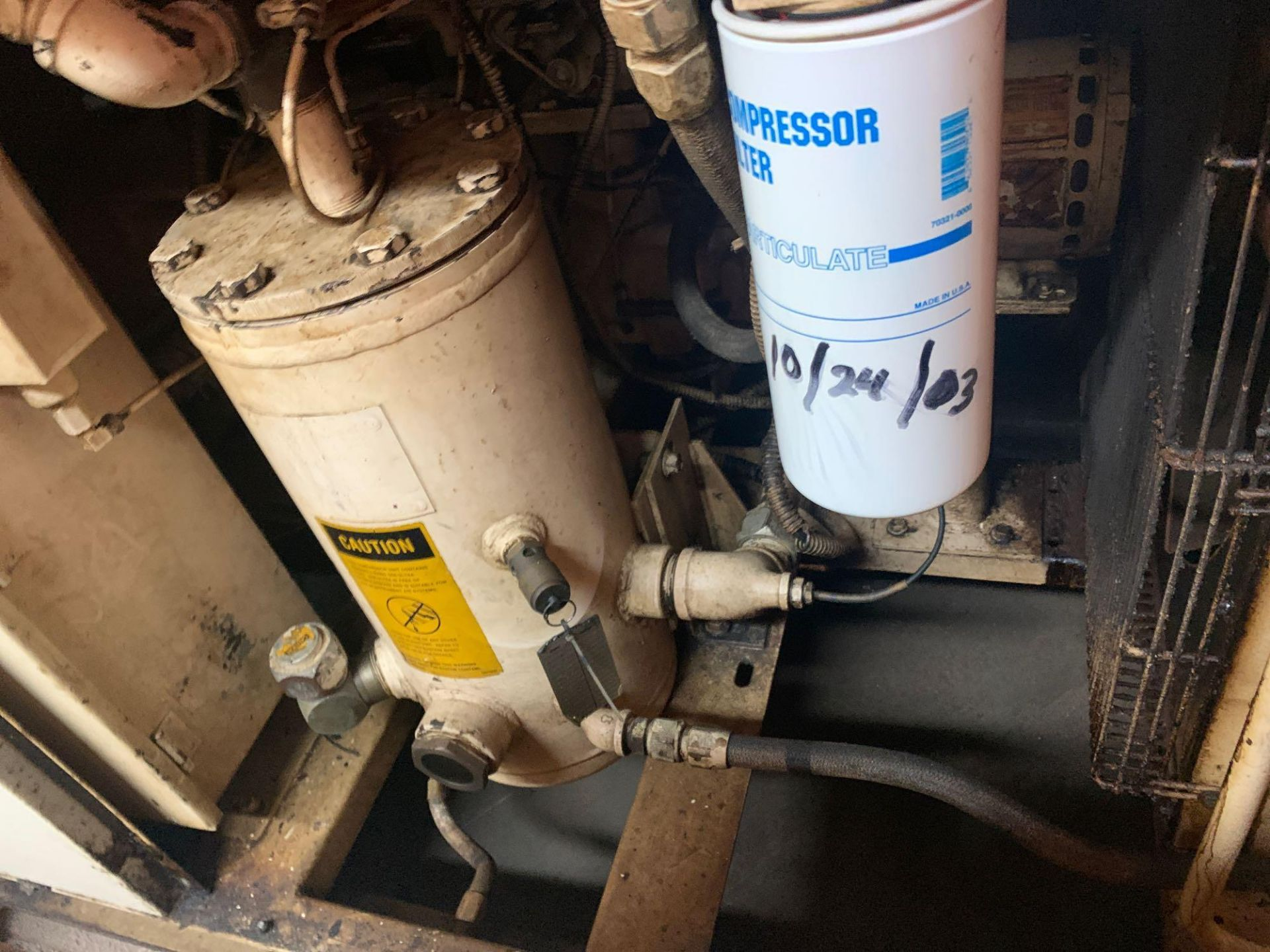 Ingersoll Rand SSR Rotary-Reciprocating Tankless Air Compressor - Image 6 of 6