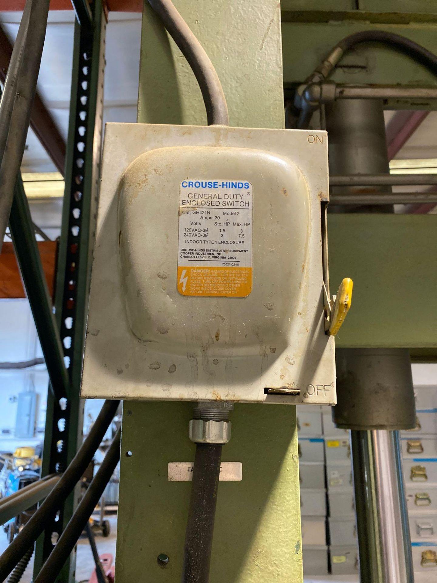 60 + Metal Press Brake - Image 6 of 10