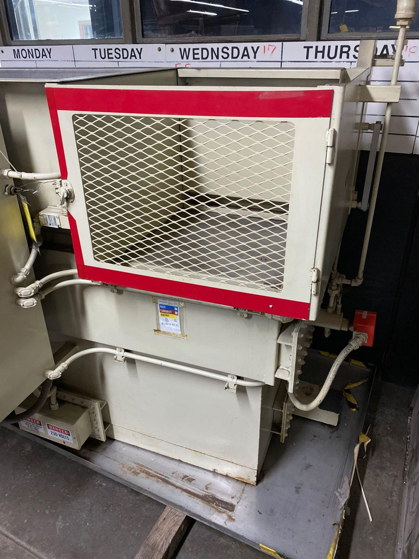 Finishing Equipment Inc. Parts Degreaser - Image 5 of 24